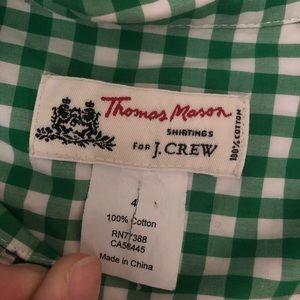 J.Crew Button Down